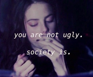 skins, sad, and society image
