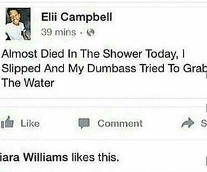 funny, lmfao, and shower image