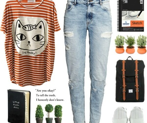 clothes, comfortable, and fashion image