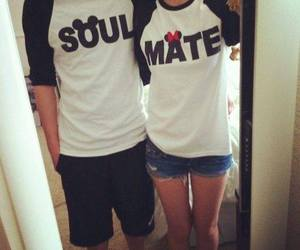 love, couple, and soulmate image