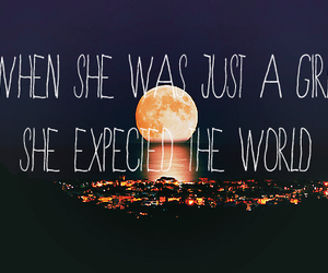 quote, coldplay, and paradise image