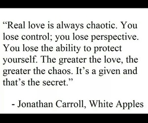 chaotic and quote image