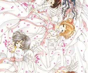 sakura card captor and cardcaptor sakura image