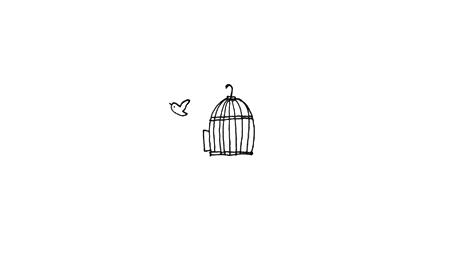 art, bb, and bird image