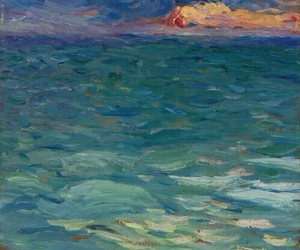 art, impressionism, and paint image