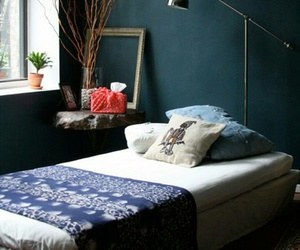 bedroom, paint, and decoration image