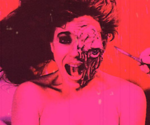 horror and pink image