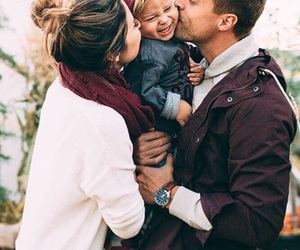 baby, family, and family goals image