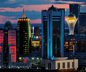 amazing, land, and astana image