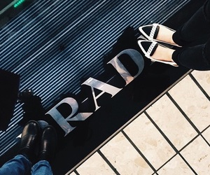 Prada, fashion, and shoes image