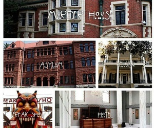 asylum, 2x, and coven image