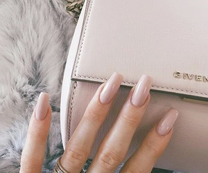 nails, Givenchy, and bag image