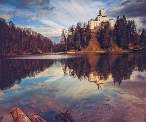 castle, nature, and beautiful image