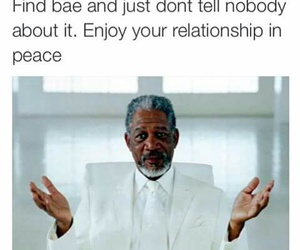 bae and peace image