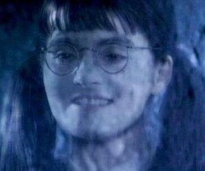 harry potter, moaning myrtle, and shirley henderson image