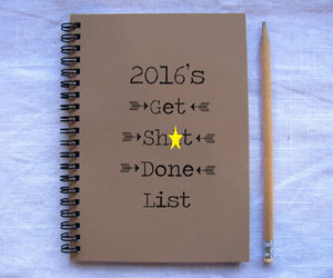 2016, to do list, and etsy image