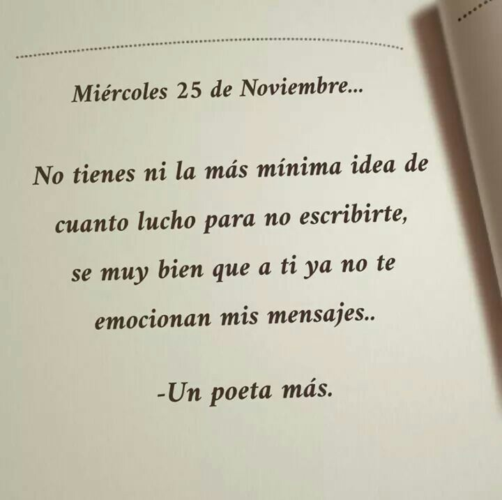 Miercoles 25 De Noviembre Uploaded By Sindy On We Heart It