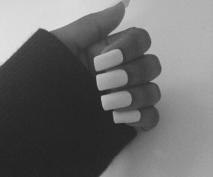 black and white, tumblr, and fashion image
