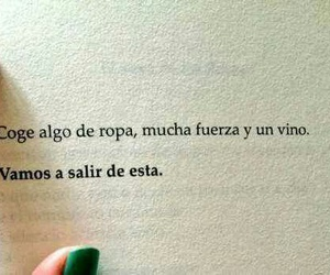 frases, book, and fuerza image