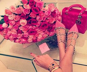 accessories, fashion, and pink image
