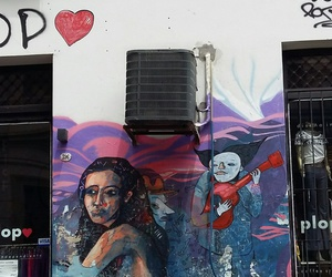 art, street art, and buenos aires image