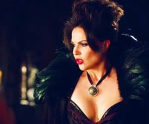 evil queen and ️ouat image