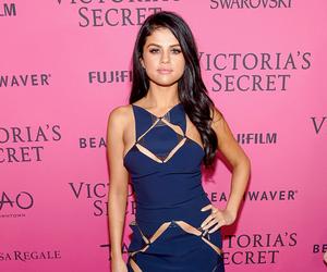 selena gomez, Victoria's Secret, and selenagomez image
