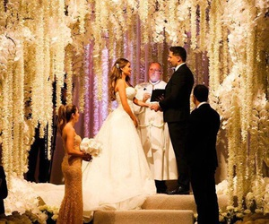 wedding, sofia vergara, and bride image