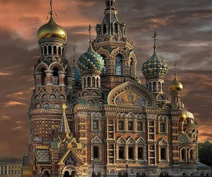 russia, travel, and church image