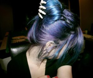 hair, girl, and charlavail image