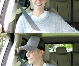 justin bieber, smile, and justinbieber image