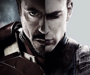 battle, cap, and captain america image