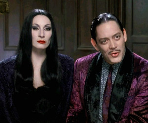 90s and addams family image