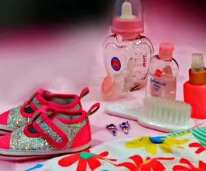 shoes, accessories, and red image