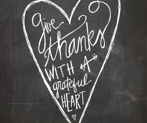 heart, give, and quote image