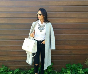outfit, sananas, and ootd image