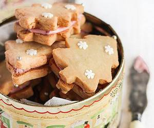 christmas, sweet, and Cookies image