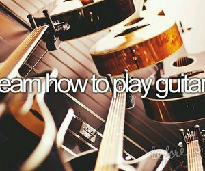 guitar, before i die, and music image