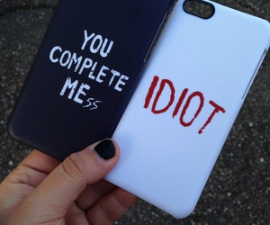 cover, idiot, and luke hemmings image