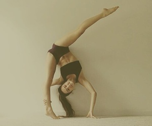 dance, legs, and flexibility image