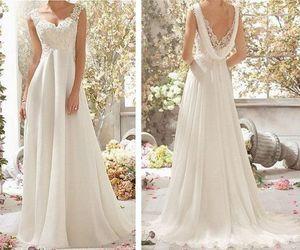 elegant, I DO, and wedding image
