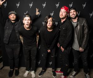 band, sleeping with sirens, and kellin quinn image
