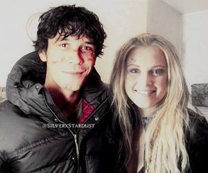 the 100 and bellarke image