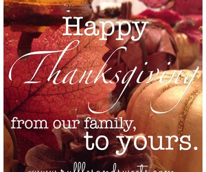 autumn, happythanksgiving, and partydecor image