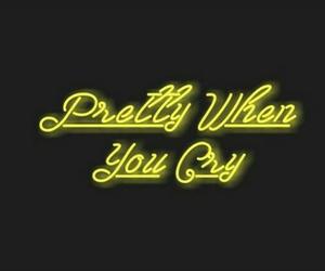 Lyrics, neon, and lockscreen image