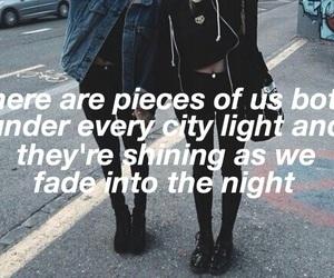 beside you, dark, and indie image