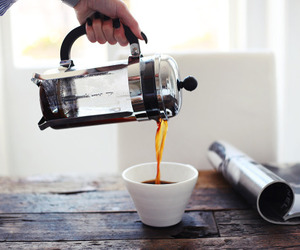 french press image
