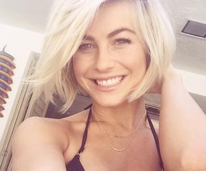 blonde, celebrity, and julianne hough image