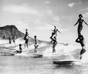 surf and vintage image