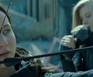 girl, Jennifer Lawrence, and katniss image
